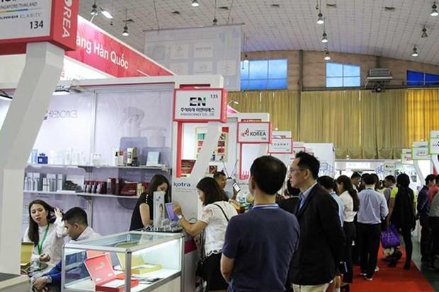 Participaran 500 empresas en Feria Internacional Vietnam Expo 2019 hinh anh 1