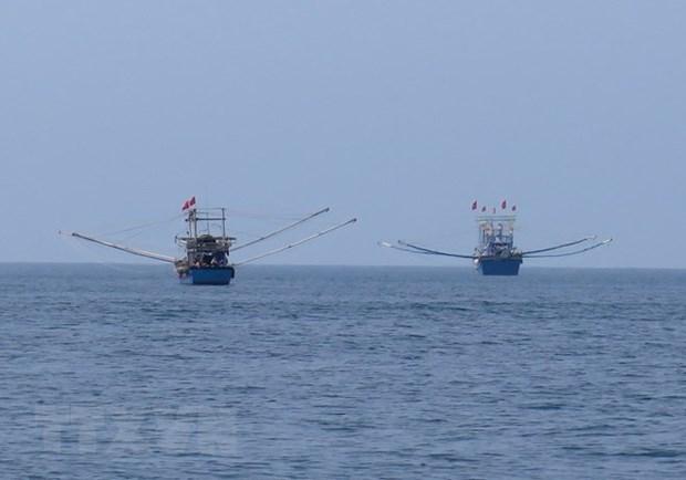 Presentan en Malasia Estrategia de Vietnam de desarrollo de la economia maritima hinh anh 1