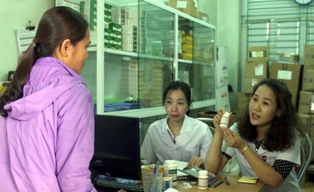 Amplian en provincia vietnamita de Bac Giang cobertura de seguro para tratamientos a portadores de VIH hinh anh 1