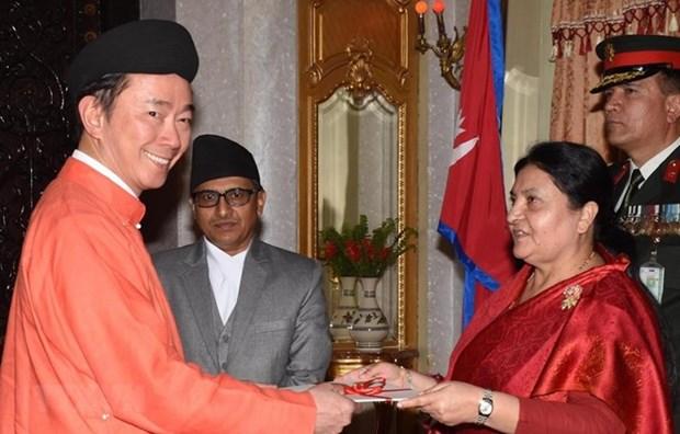 Busca Vietnam fomentar sus relaciones de cooperacion con Nepal hinh anh 1