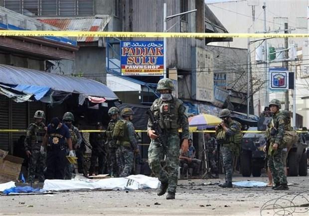 Impulsa Filipinas la lucha contra el terrorismo hinh anh 1