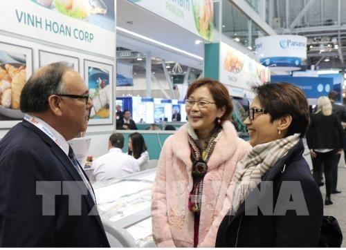 Resaltan oportunidades para productos acuicolas de Vietnam en EE.UU. hinh anh 1