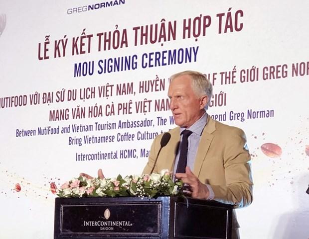 Impulsa Vietnam la promocion mundial de su cafe hinh anh 1