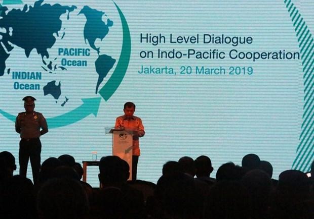 Vietnam asiste a Dialogo de Alto Nivel sobre Cooperacion Indo-Pacifico hinh anh 1