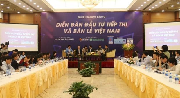 Alcanzara Vietnam 179 mil millones de dolares de venta minorista en 2020 hinh anh 1