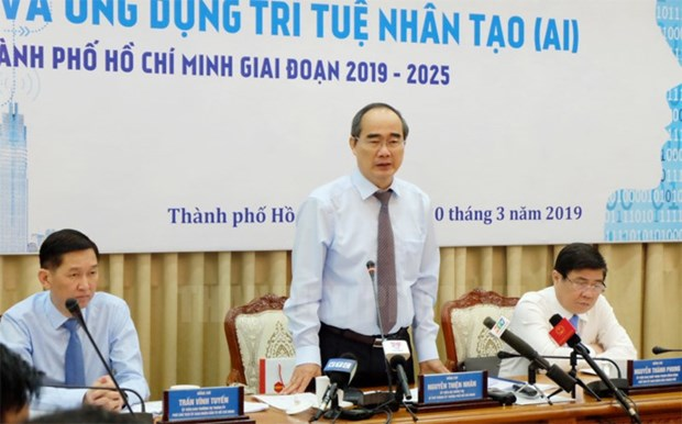Confia Vietnam en capacidad para desarrollar la inteligencia artificial hinh anh 1