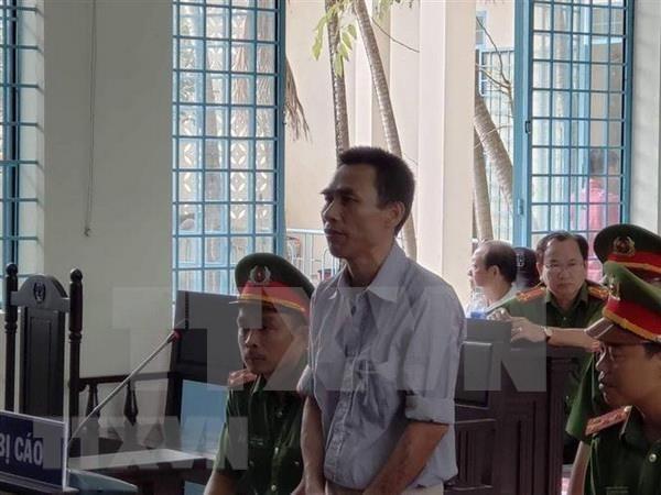 Condenan a prision un vietnamita por actuar contra el Partido y Estado hinh anh 1