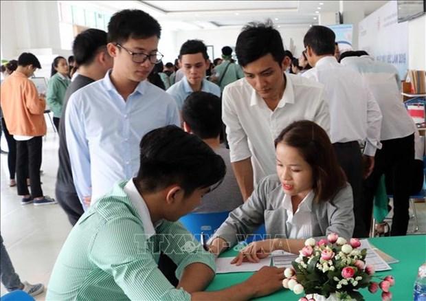 Feria cultural y laboral Vietnam-Japon 2019 en Da Nang hinh anh 1