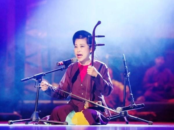 Promueven artes tradicionales en las calles peatonales de Vietnam hinh anh 1