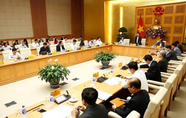 Vietnam realiza preparativos para presidencia de ASEAN en 2020 hinh anh 1