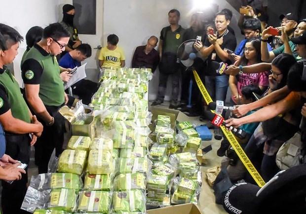 Intensifica Tailandia su cruzada contra el narcotrafico hinh anh 1