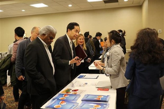Abordan en Canada beneficios del Acuerdo Transpacifico para el sector pesquero de Vietnam hinh anh 1