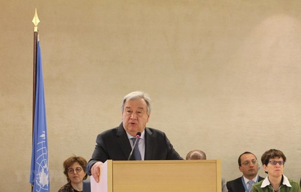 Vietnam realiza contribuciones constructivas a sesiones del Consejo de Derechos Humanos de ONU hinh anh 1
