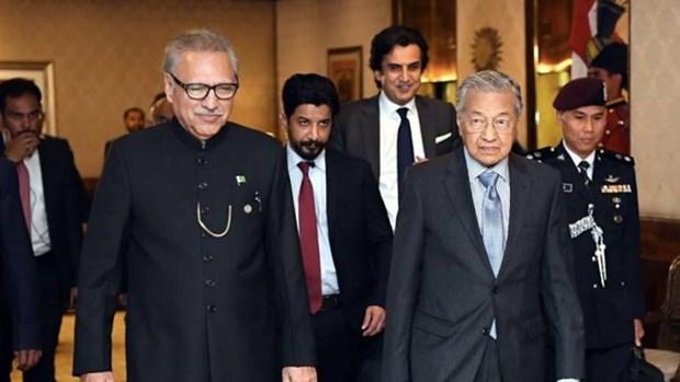 Malasia y Pakistan firman memorandos de cooperacion comercial hinh anh 1