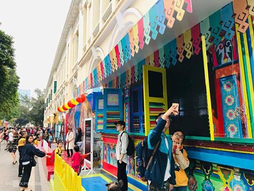 Efectuan Festival de Singapur 2019 en Hanoi hinh anh 1