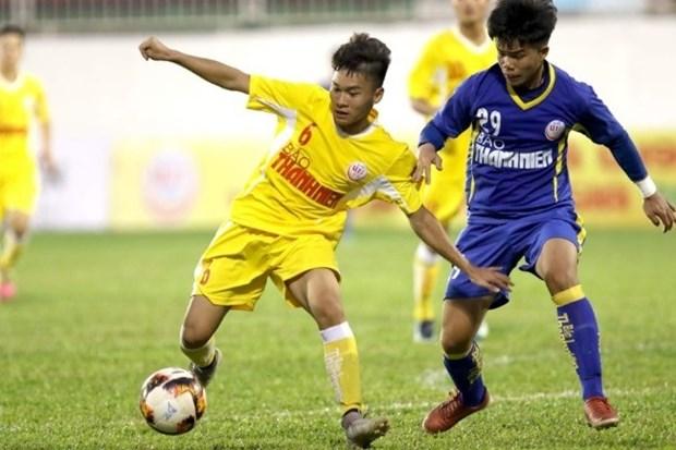 Desarrollan torneo internacional sub 19 en provincia vietnamita hinh anh 1