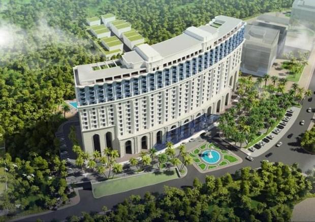 Proyecta Grupo FLC construir Universidad Internacional de Tecnologia en Vietnam hinh anh 1