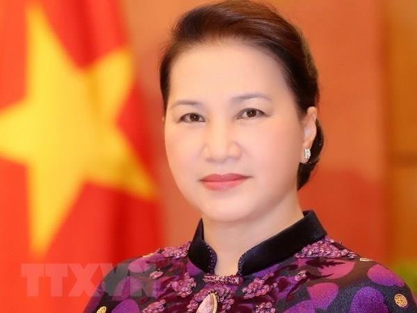 Presidenta del Parlamento vietnamita realizara gira por Marruecos, Francia y Quatar hinh anh 1