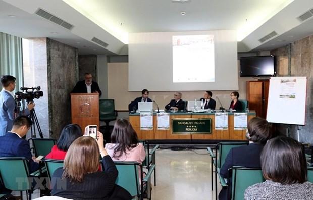Impulsara TLC entre Vietnam y UE comercio entre el pais indochino e Italia hinh anh 1