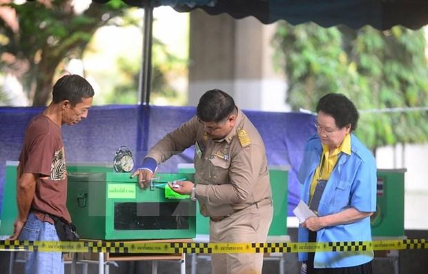 Felicita Vietnam a Tailandia por exito de elecciones generales hinh anh 1