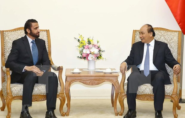 Proyecta corporacion de Emiratos Arabes Unidos cooperacion con Vietnam en sector de mano de obra hinh anh 1