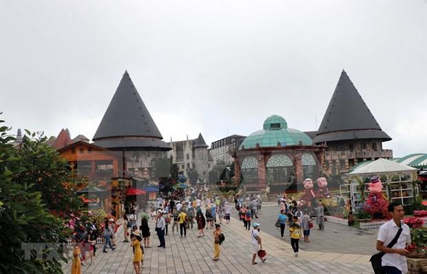 Complejo turistico vietnamita busca convertirse en destino global hinh anh 1