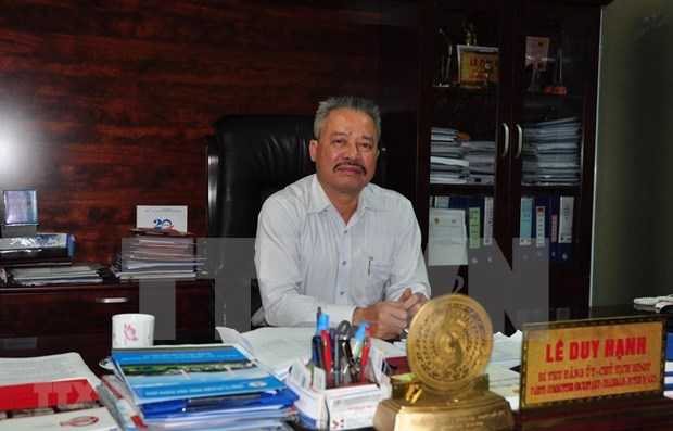 Arrestan en Vietnam a presidente de empresa de energia termica hinh anh 1