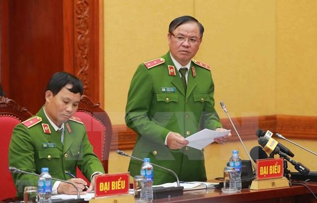 Refuerza policia vietnamita lucha contra drogas hinh anh 1