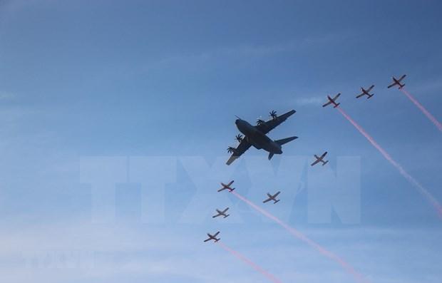 Inauguran en Malasia mayor exposicion naval y aeroespacial de Asia-Pacifico hinh anh 1