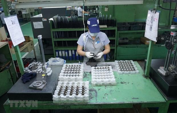 Mantienen inversiones extranjeras directas en Vietnam su curva ascendente hinh anh 1
