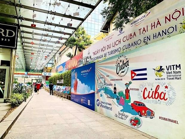 Promocionan en Vietnam potencialidades turisticas de Cuba hinh anh 1