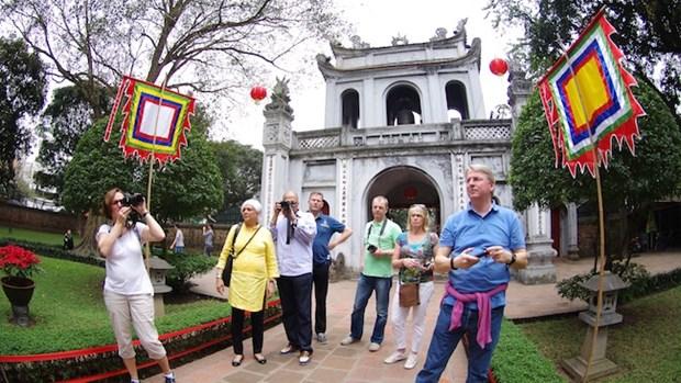 Figura Hanoi entre los mejores destinos del mundo para viajeros en 2019 hinh anh 1