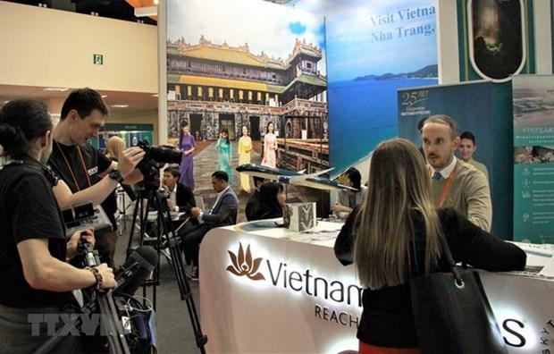 Enfatizo experto ruso el potencial del turismo de mar e islas de Vietnam hinh anh 1