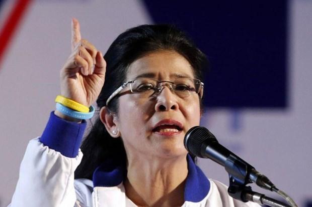 Partidos opositores se unen para formar un gobierno de coalicion en Tailandia hinh anh 1