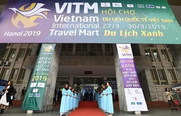 Inauguran Feria Internacional de Turismo Vietnam 2019 hinh anh 1