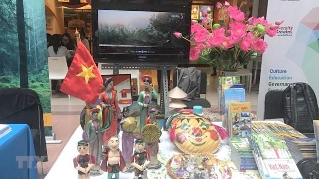 Vietnam participa en el Festival de Cultura ASEM en Indonesia hinh anh 1