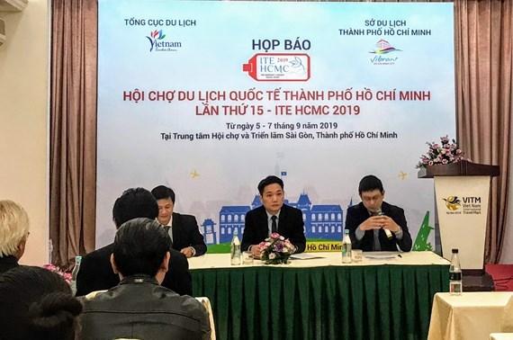 Anuncian Feria Internacional de Turismo en Ciudad Ho Chi Minh hinh anh 1