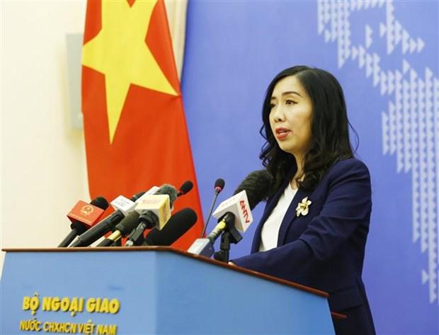 Comparte Vietnam preocupacion internacional sobre situacion en los Altos de Golan hinh anh 1
