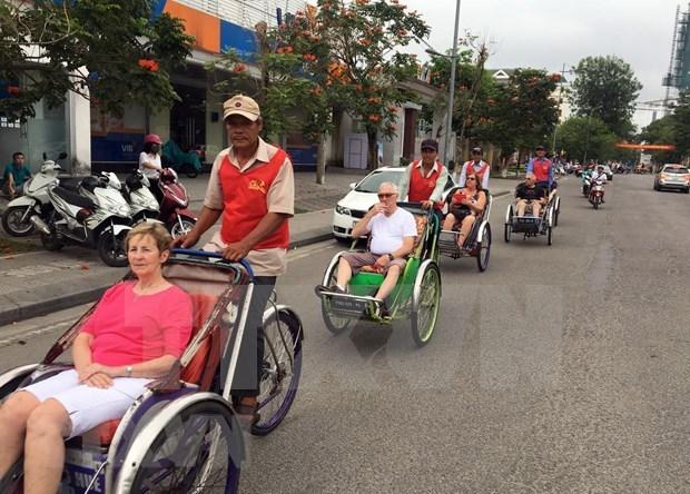 Recibio provincia vietnamita a mas de un millon de turistas en primer trimestre de 2019 hinh anh 1