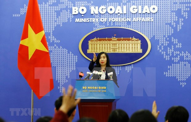 Exige Vietnam a China respetar su soberania sobre archipielagos Hoang Sa y Truong Sa hinh anh 1