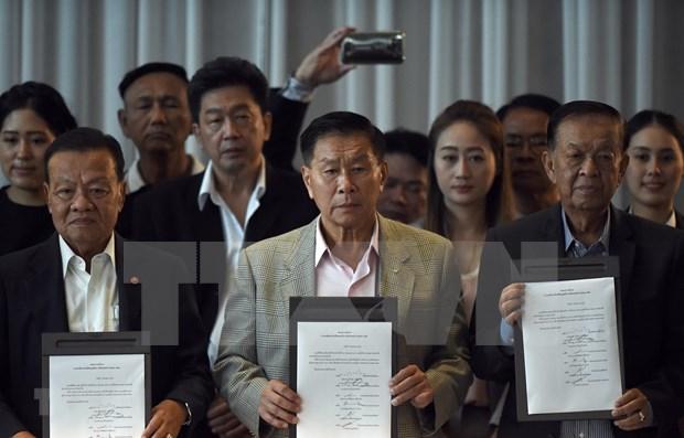 Exhortan en Tailandia a proteger la estabilidad politica despues de elecciones generales hinh anh 1