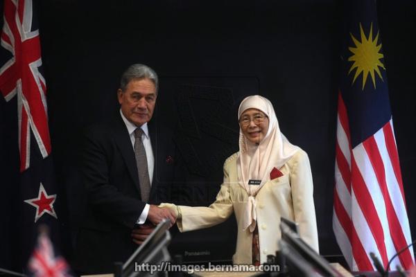 Amplian Malasia y Nueva Zelanda cooperacion en la lucha contra el terrorismo hinh anh 1