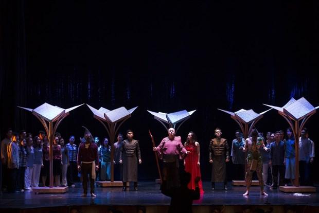 La Flauta Magica de Mozart regresa a la Casa de la Opera de Ciudad Ho Chi Minh hinh anh 1