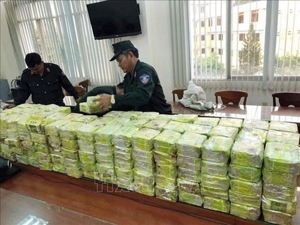 Emite Vietnam orden de captura contra ciudadano chino, lider del narcotrafico hinh anh 1