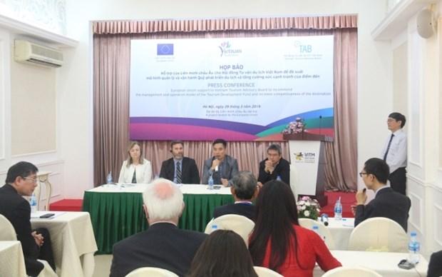 Ofrece la UE asistencia tecnica a Vietnam en divulgacion de turismo hinh anh 1