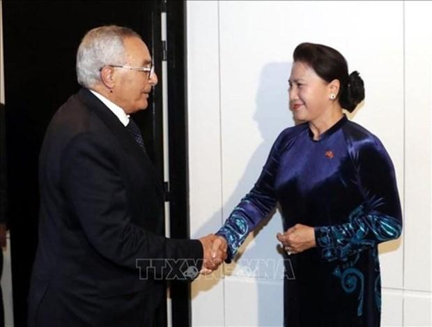 Destacan aportes de Asociacion de Amistad Marruecos-Vietnam para el fomento de las relaciones bilaterales hinh anh 1
