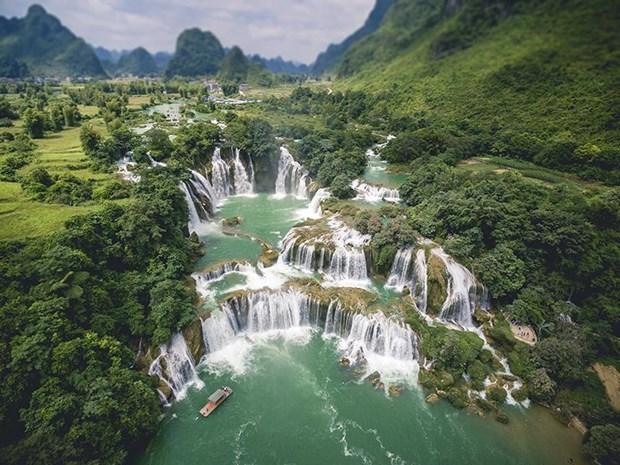 Mas de 4,5 millones de turistas visitaron Vietnam en el primer trimestre de 2019 hinh anh 1