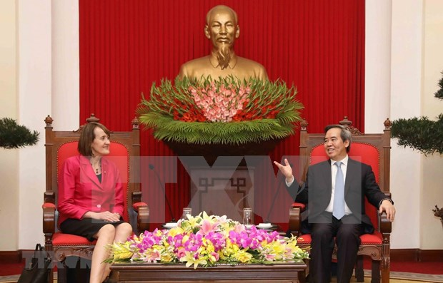 Propone Vietnam continua asistencia de Canada al enfrentamiento al cambio climatico hinh anh 1