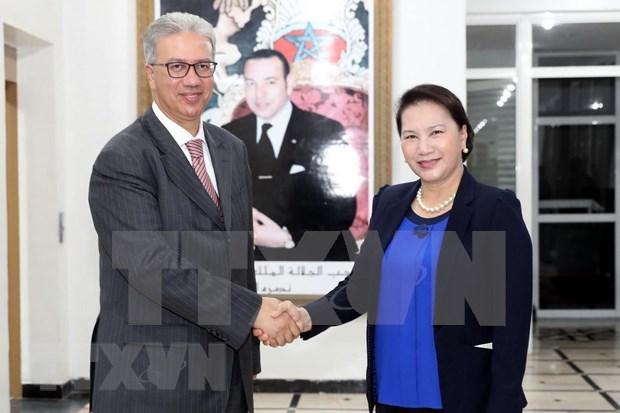 Resaltan potencialidades de cooperacion entre Vietnam y region Marrakech-Safi de Marruecos hinh anh 1