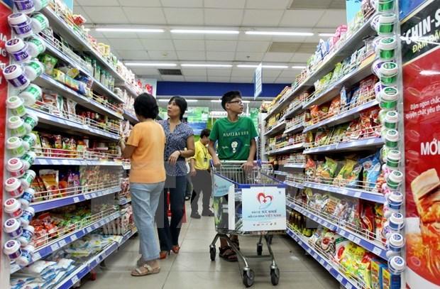Indice de Precios al Consumidor de Ciudad Ho Chi Minh aumenta 0,11 por ciento hinh anh 1